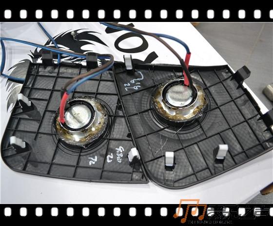 武汉音乐之声专业汽车音响改装-起亚k5全车狮龙隔音升级魔立方s165