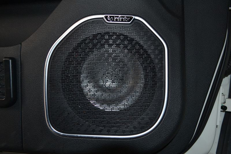 武汉音乐之声汽车音响改装 吉利大博瑞3.5V6 燕飞利仕改装德国海螺 高清图片