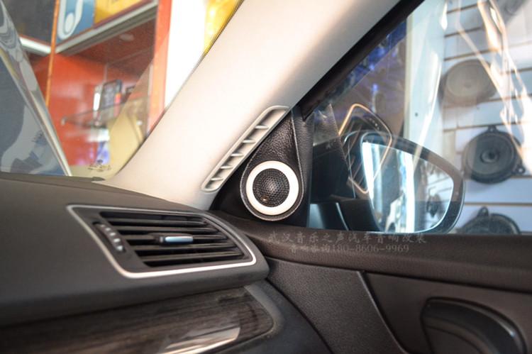 大众迈腾汽车音响改装,提升音质让你一听难忘
