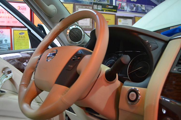 日产途乐汽车音响改装—放弃bose汽车音响选择武汉音乐之声打造发烧